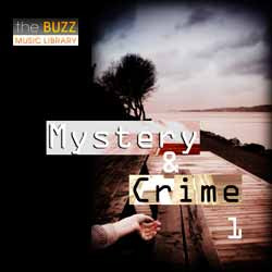 Production Music Album: Mystery & Crime 1